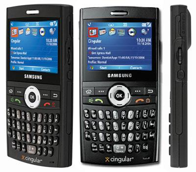Samsung blackjack sgh-i607 themes